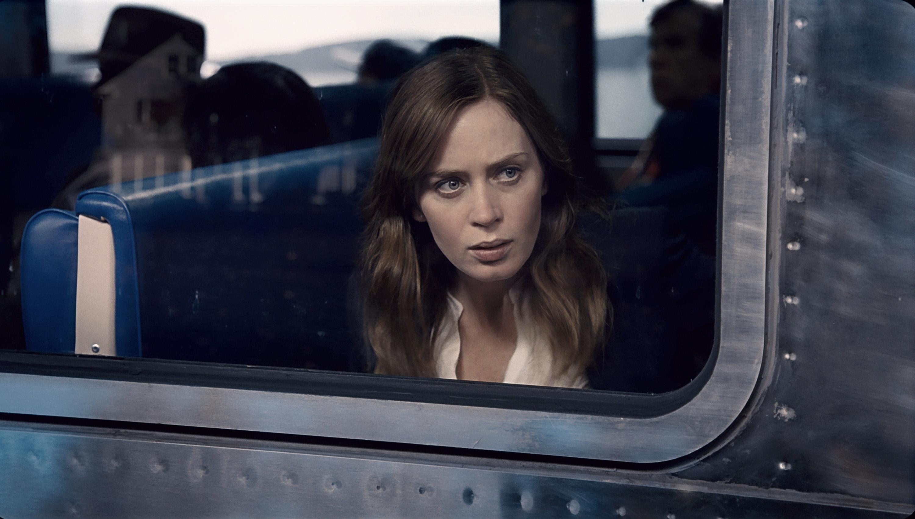 Emily Blunt plays Rachel Watson in the film 'The Girl on the Train.' (DreamWorks Pictures)