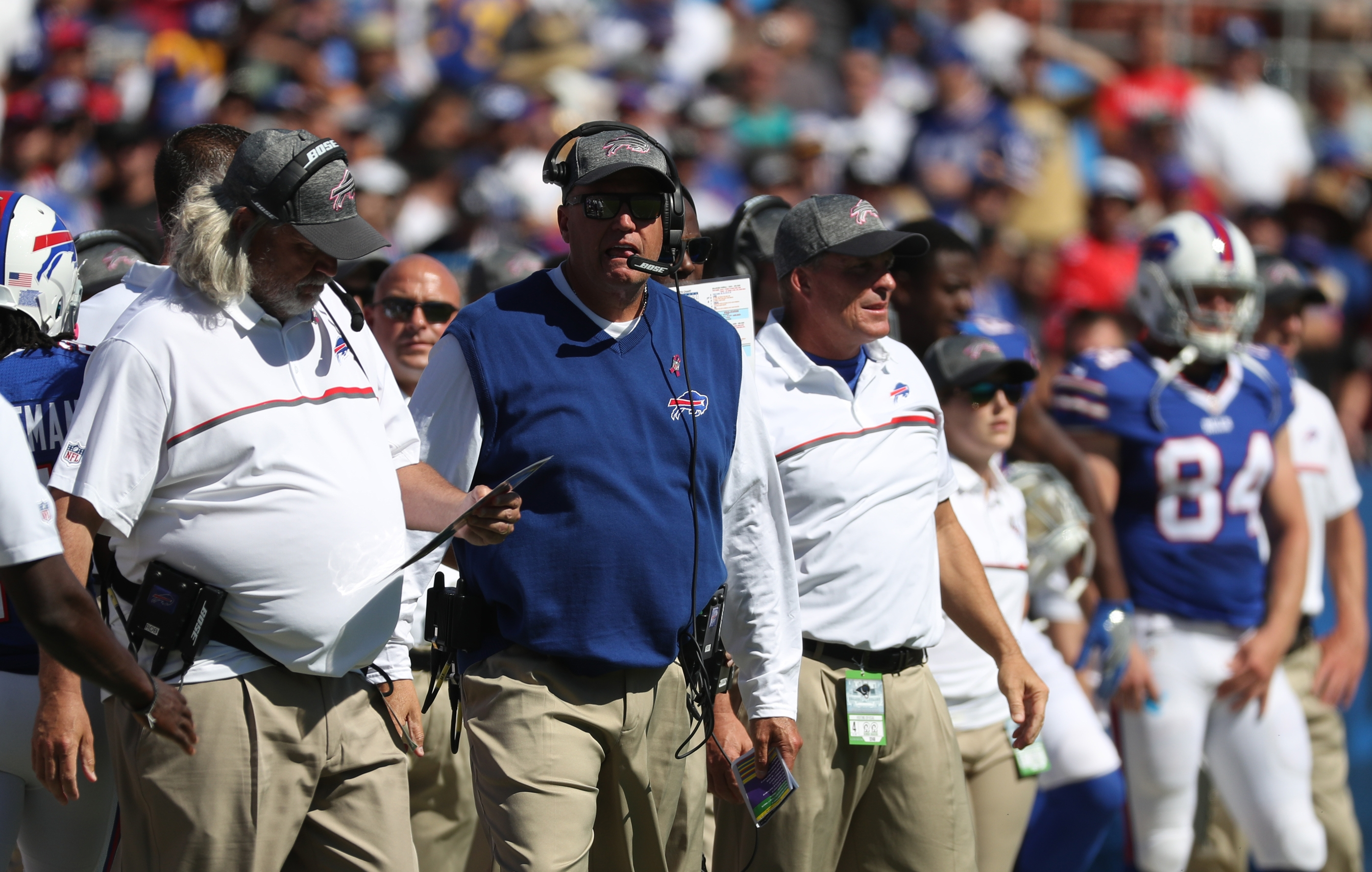 Rex Ryan & Co. had a very solid performance in L.A.