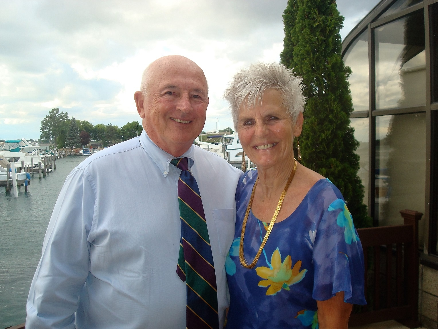 Jerry and Cindy Pequeen celebrate their 50th anniversary
