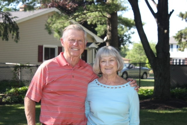 Michael and Dianne Frawley celebrate 50 years