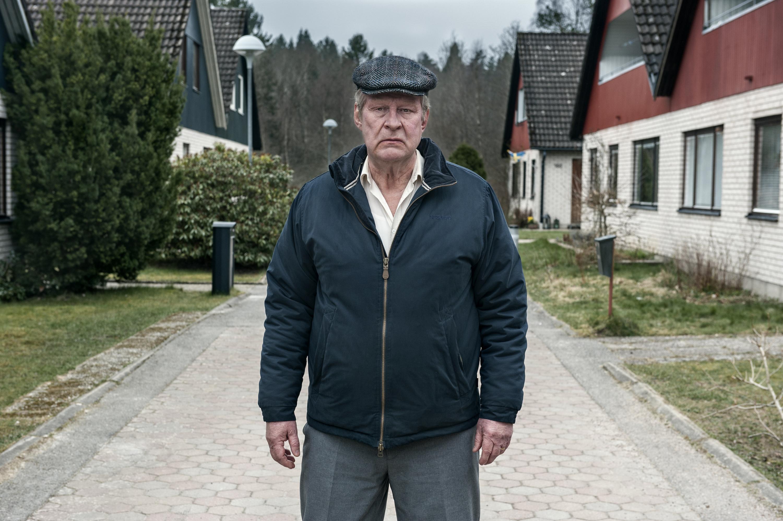 Rolf Lassgård stars as 'A Man Called Ove.'