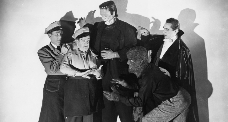 """All your favorite ghouls are out for """"Abbott and Costello Meet Frankenstein."""""""
