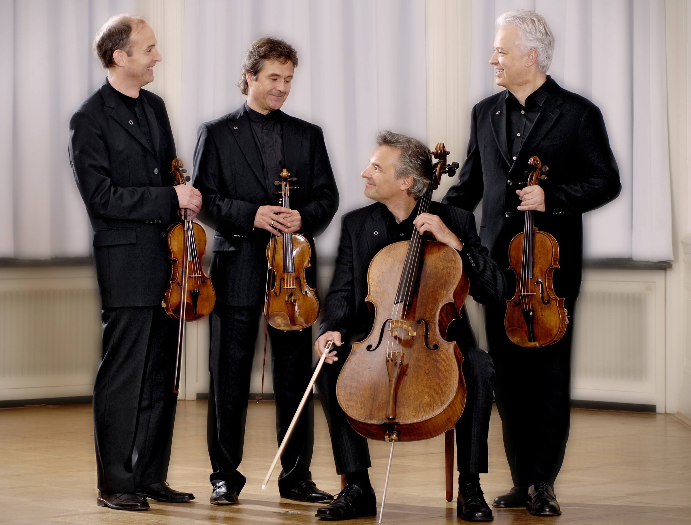 Auryn Quartet (Photo by Manfred Esser)