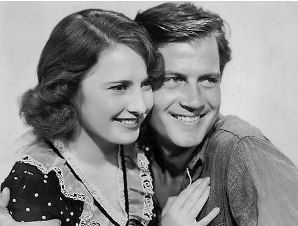 Barbara Stanwyck and Joel McCrea star in 'Banjo on My Knee,' the first film in the Old Chestnut Film Society series.