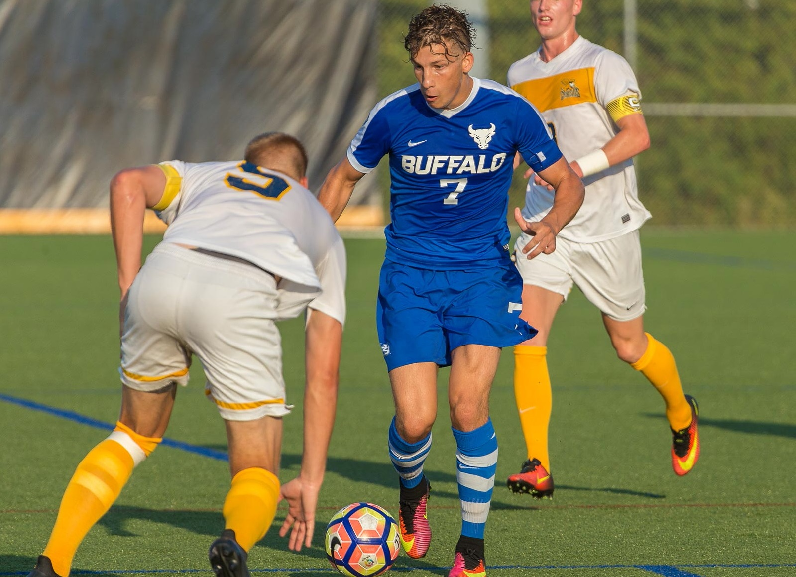 Former University at Buffalo midfielder Russell Cicerone. (Don Nieman/Special to The News)