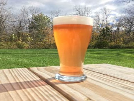 This new 5.7-percent Cranberry Pils will be introduced by 12 Gates at a fundraiser for the American Cancer Society.