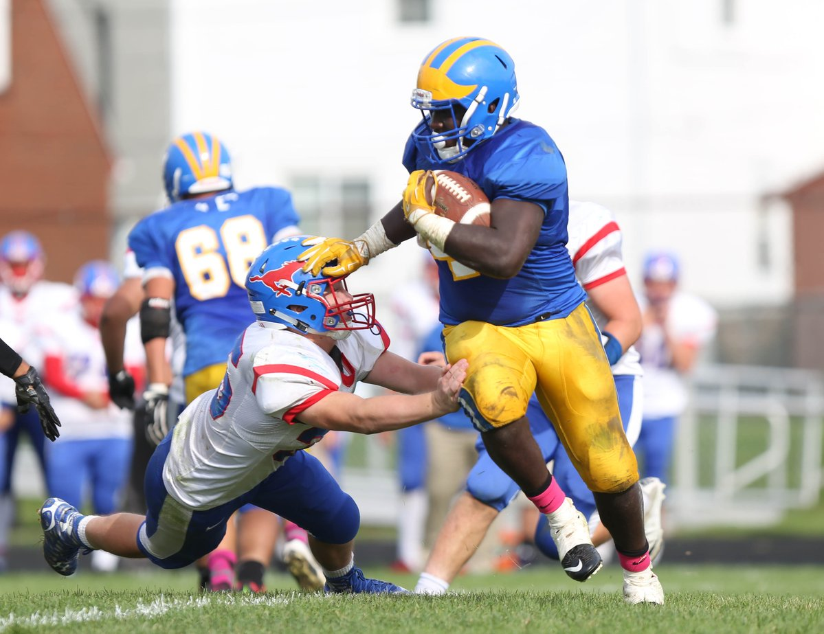 Matt Eldridge and Cleveland Hill climb to No. 4 in the poll after knocking off undefeated Medina.