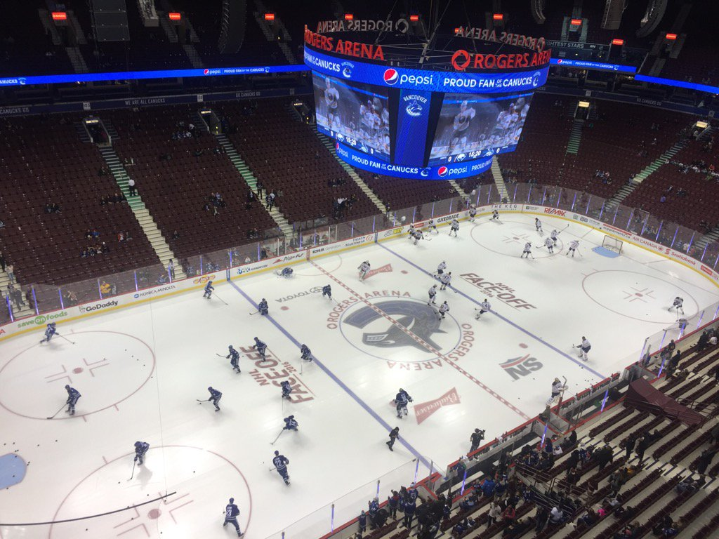 The Buffalo Sabres face the Vancouver Canucks tonight. (Mike Harrington/Buffalo News)