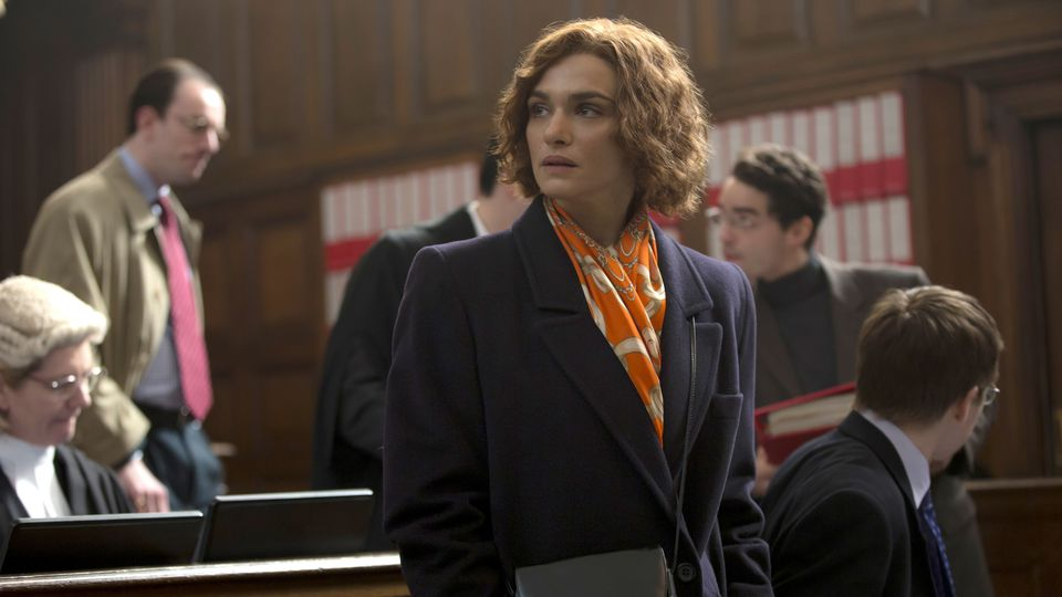 A special event precedes a  screening of the Holocaust drama 'Denial,' starring Rachel Weisz, on Oct. 22 at the Dipson Amherst Theatre.