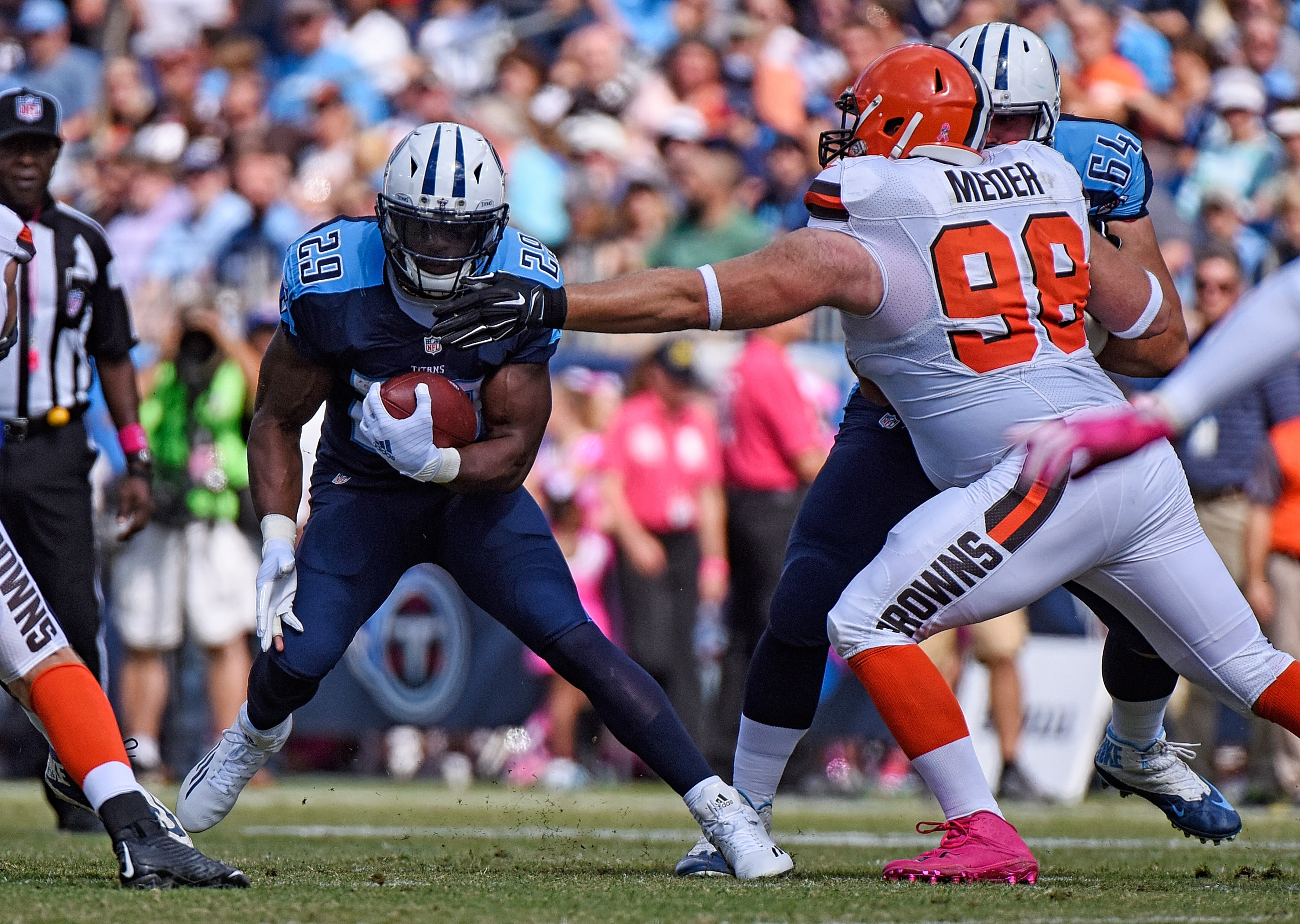 DeMarco Murray has epitomized the workhorse running back. (Getty Images)