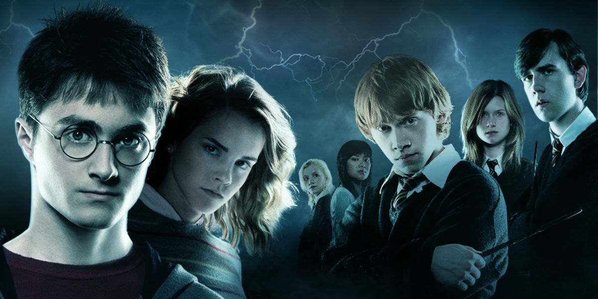 Spend the day - and night - with 'Harry Potter'