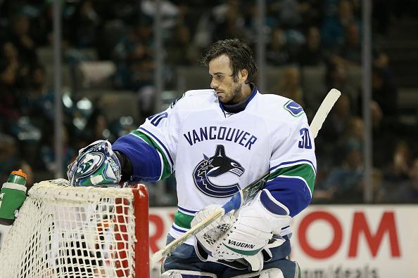 Ryan Miller won't start Thursday against the Sabres (Getty Images).