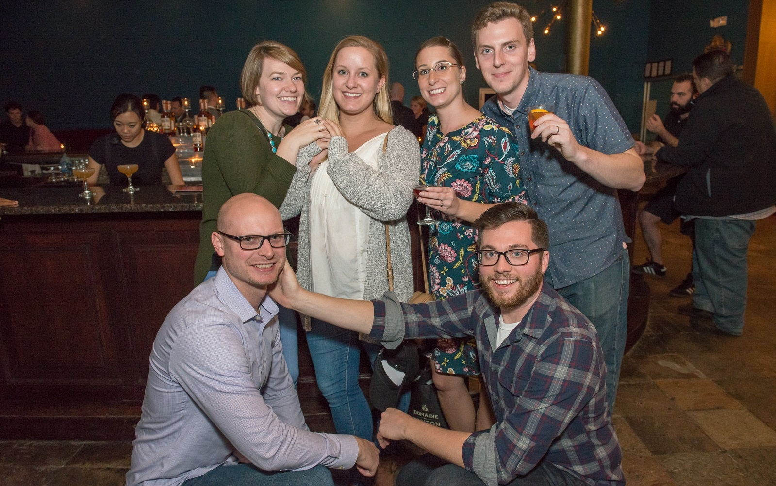 Nickel City Drink kicked off with an event at Town Ballroom called The Sacred Bond. (Matt Weinberg/Special to The News)