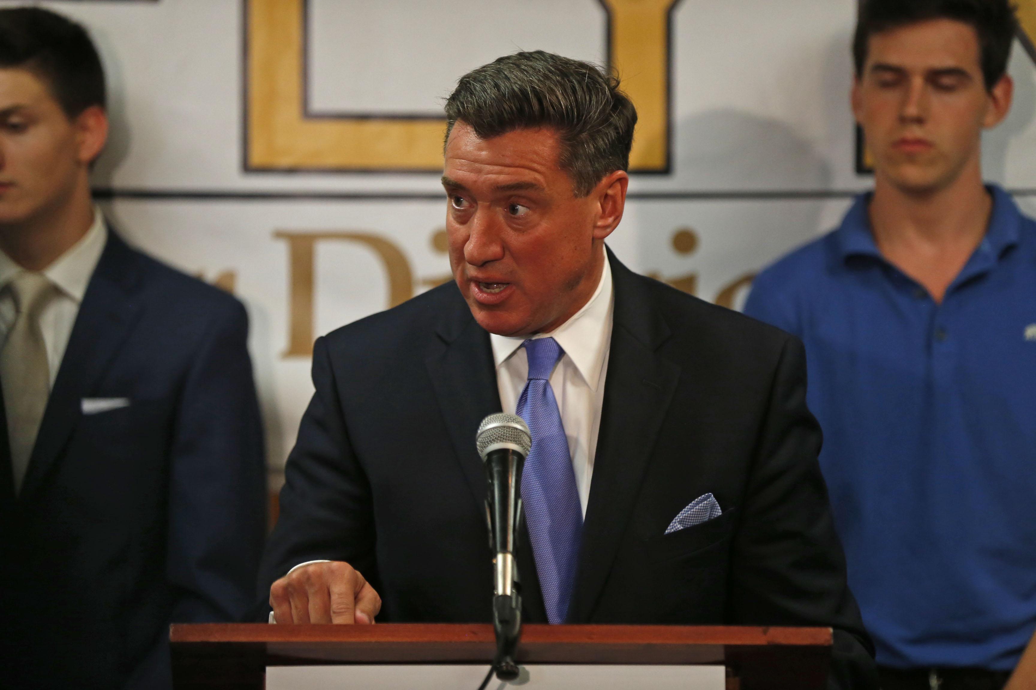 John J. Flynn Jr. (Robert Kirkham/News file photo)