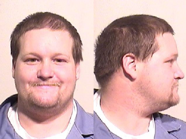 Robert Shimmel mug shot (Courtesy of Niagara County Sheriff's Office)