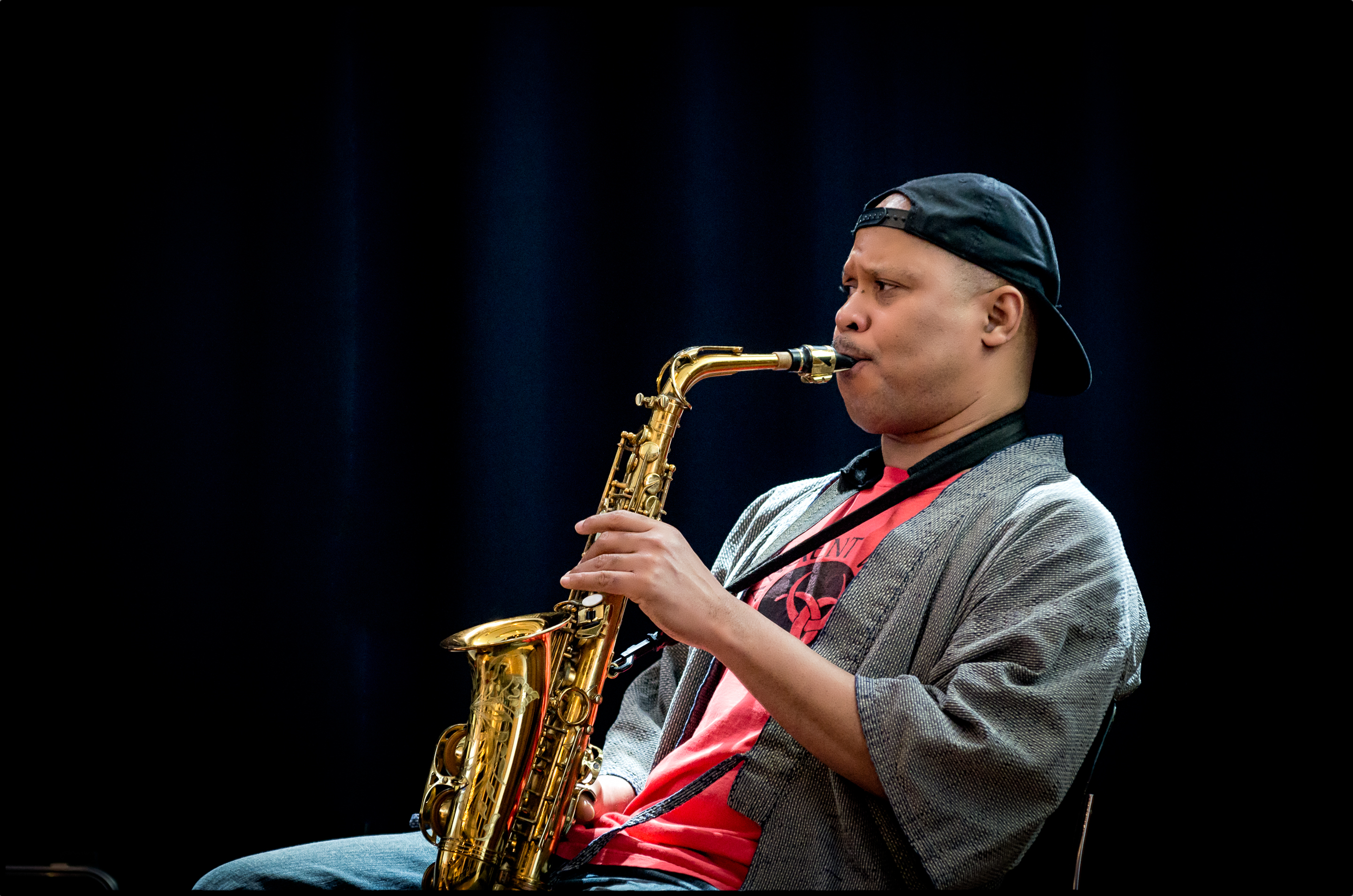 Steve Coleman opens the Art of Jazz series at the Albright-Knox Art Gallery.