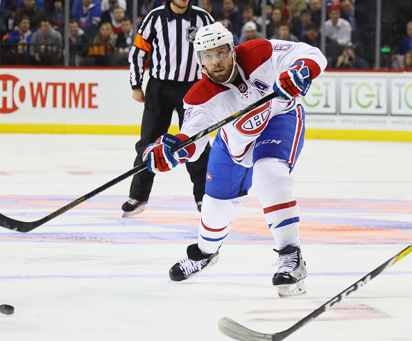Shea Weber has fit right in with the Canadiens (Getty Images).