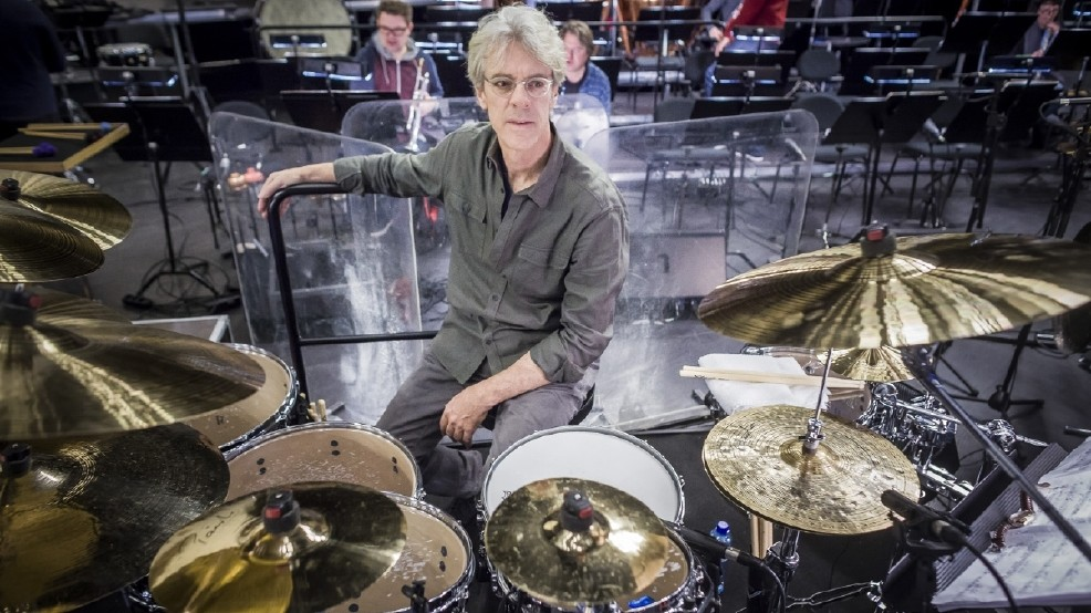 Drummer/Composer Stewart Copeland will perform his piece 'Tyrant's Crush' with the BPO on October 28 and 29.