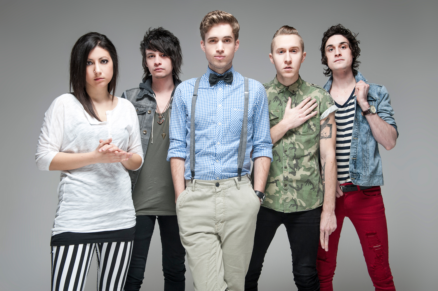 The Summer Set (Courtsey Fearless Records)