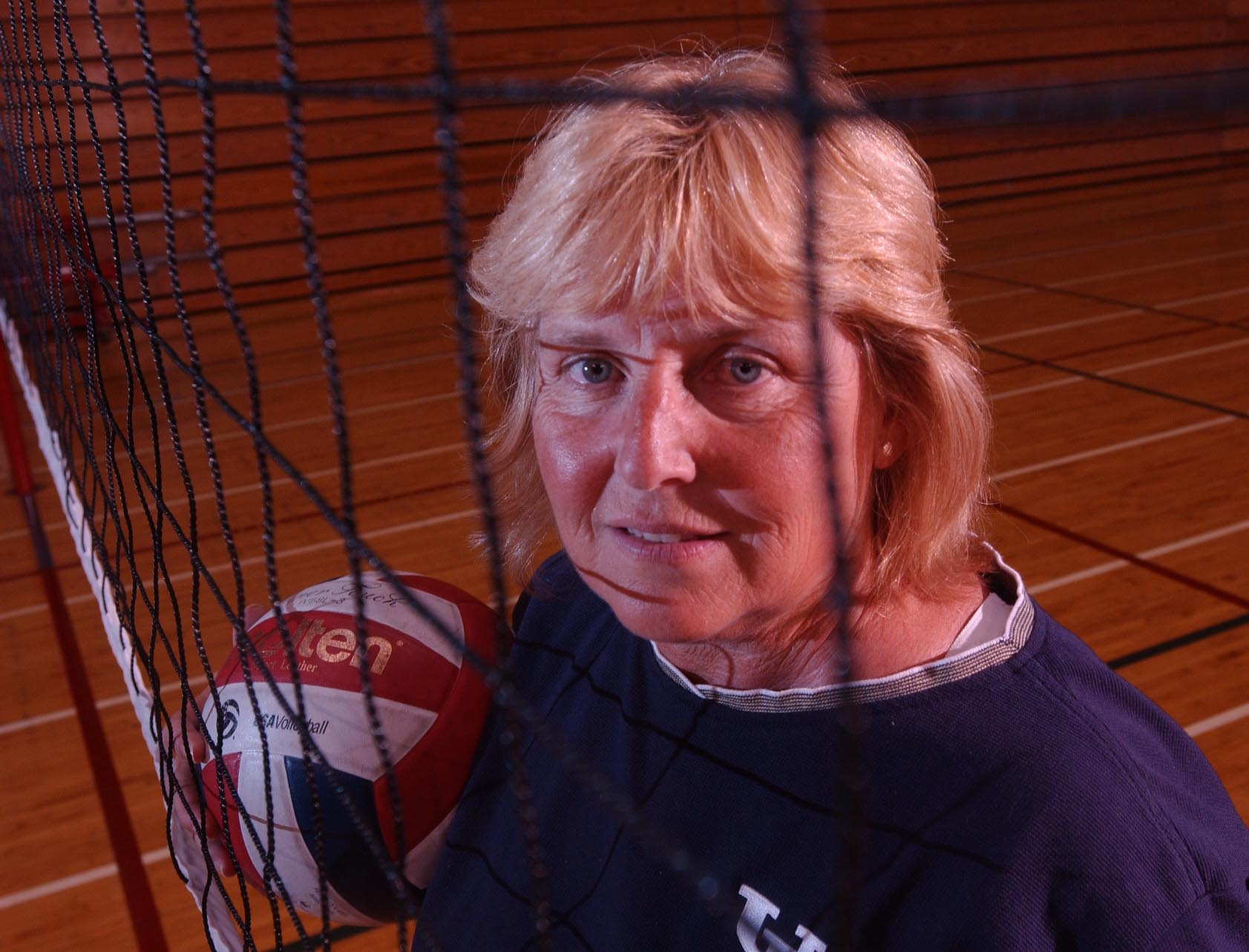 Coach Sally Kus led Sweet Home during the 292-match streak  streak. Kus went on to coach volleyball at the University at Buffalo.  (News file photo).