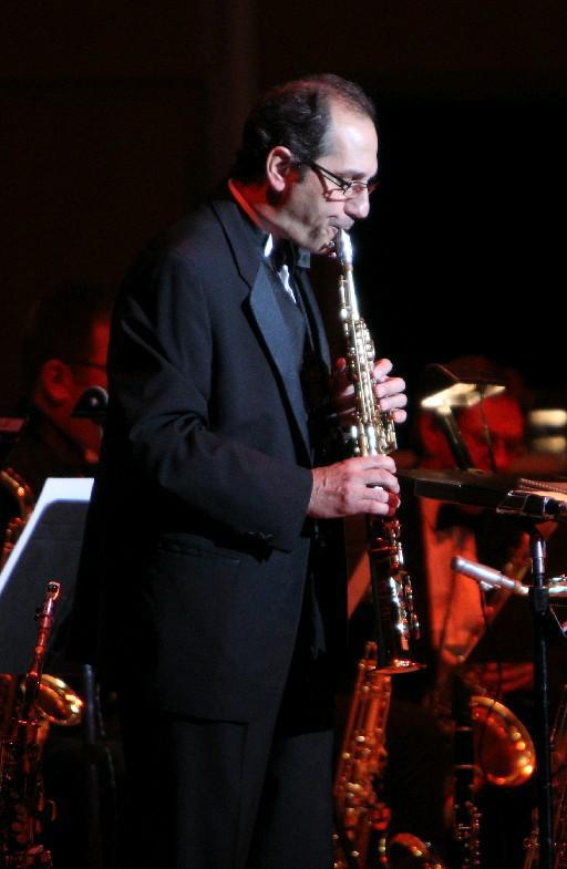 Sal Andolina has the power and swing to turn the Buffalo Philharmonic Orchestra into a big band.