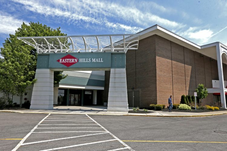 The Eastern Hills Mall (Robert Kirkham/Buffalo News)