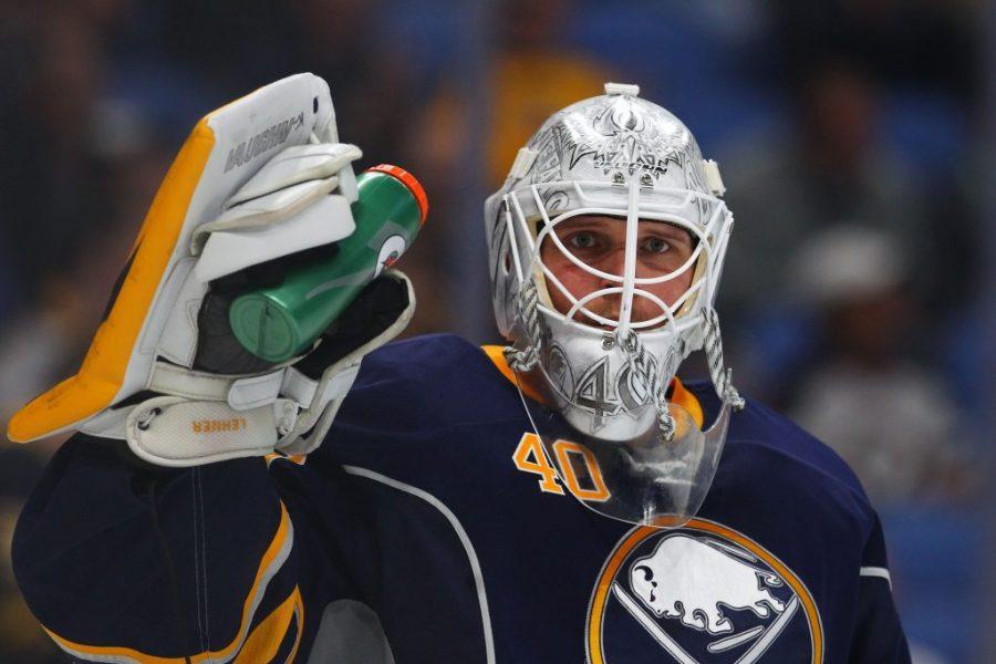 Why Sabres' goaltender Robin Lehner might be better than ever