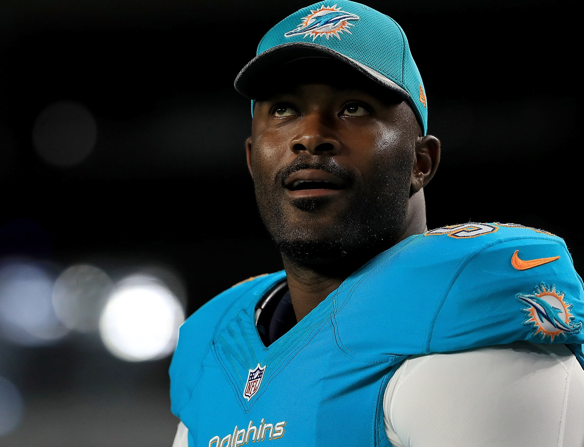 Mario Williams will be released by the Dolphins after just one season in Miami. (Getty Images)