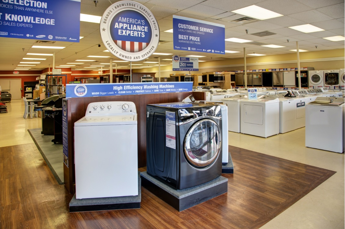 Sears Hometown Stores unveil their new appliance-focused format