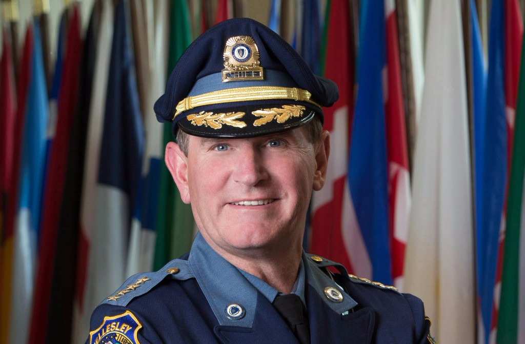 """Terrence M. Cunningham, president of the International Association of Chiefs of Police, said: """"While we obviously cannot change the past, it is clear that we must change the future.""""  (Photo courtesy of IACP via Washington Post)"""