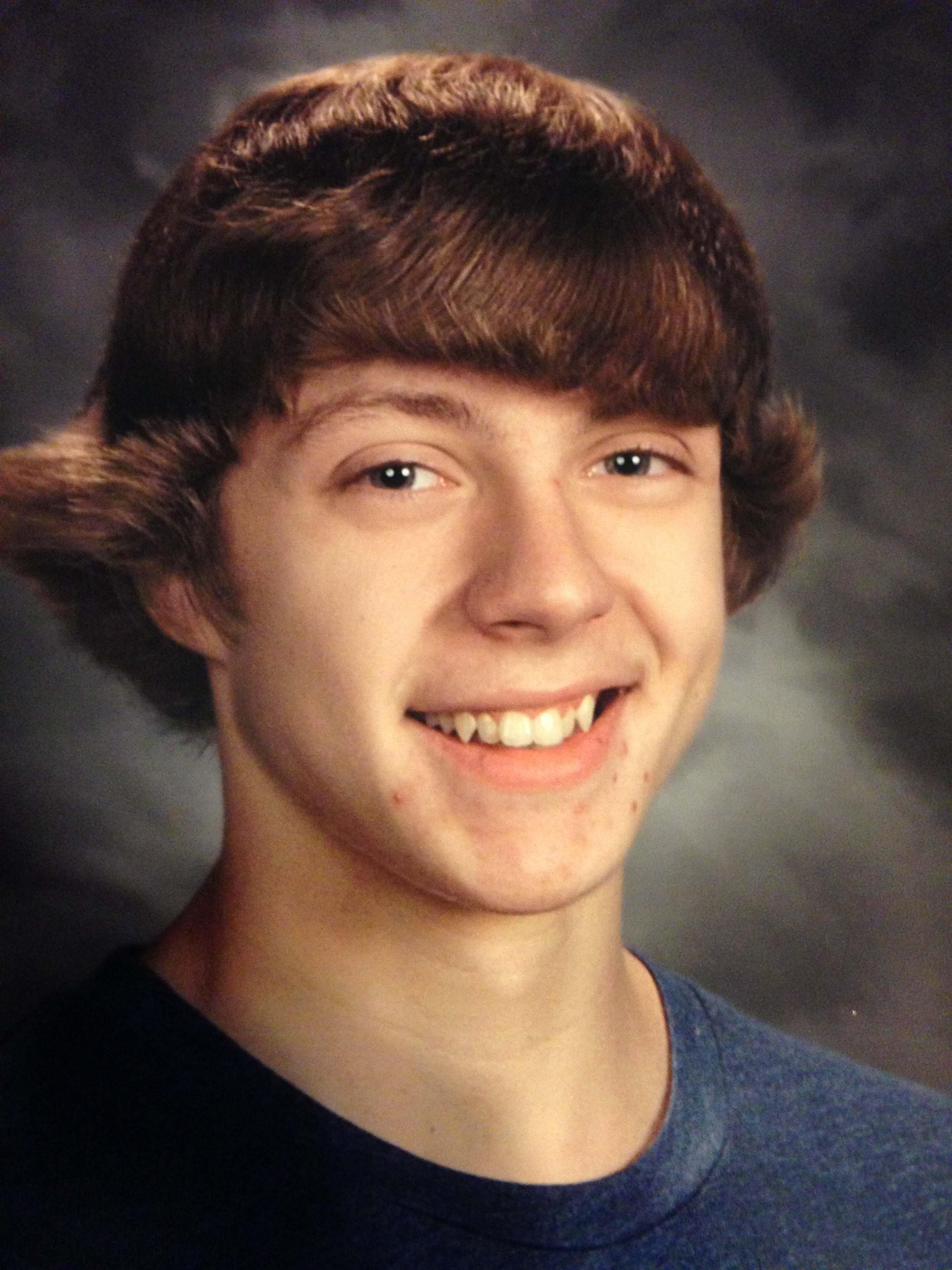 Ryan Fischer, 13, was killed in a hit-and-run accident while he was walking on Krueger Road in the Town of Wheatfield.