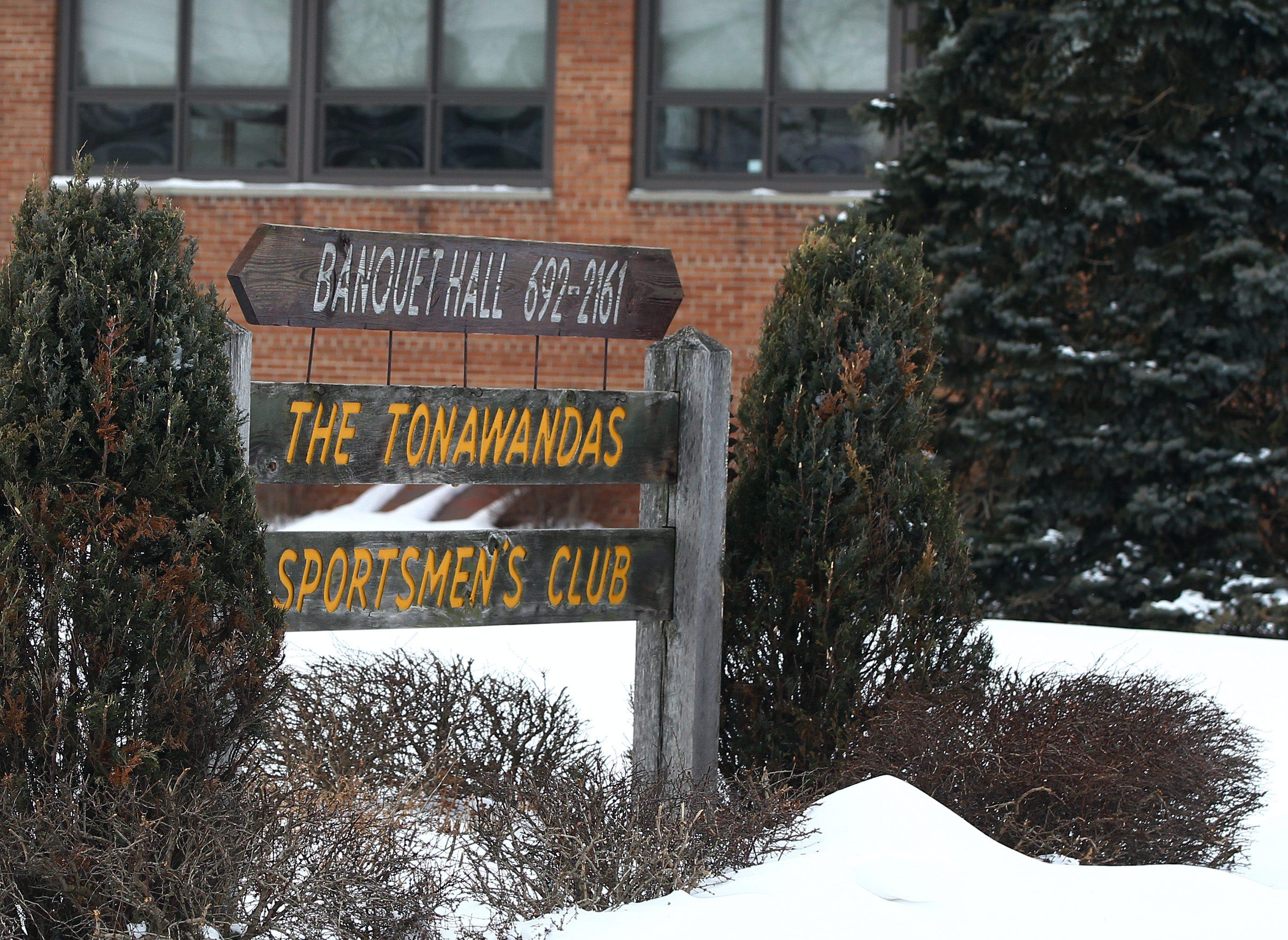 The Tonawandas Sportmen's Club has been in existence since 1943. (James P. McCoy/Buffalo News file photo)