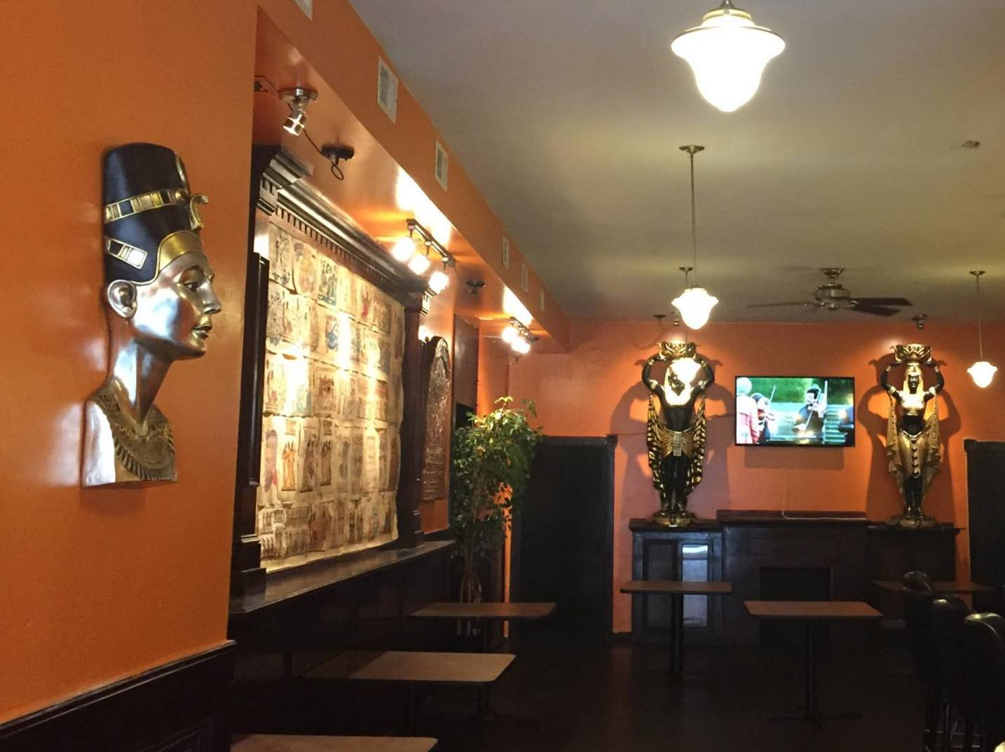 The downtown location of Venus is set to open in a week and change. (Photo: Venus)