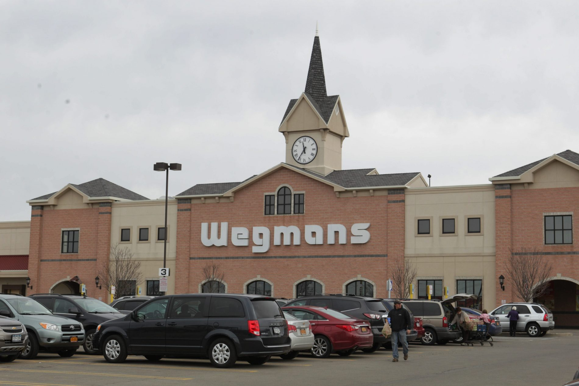 Wegmans, shown here in Western New York, also has locations in Virginia.  (Sharon Cantillon/Buffalo News file photo)