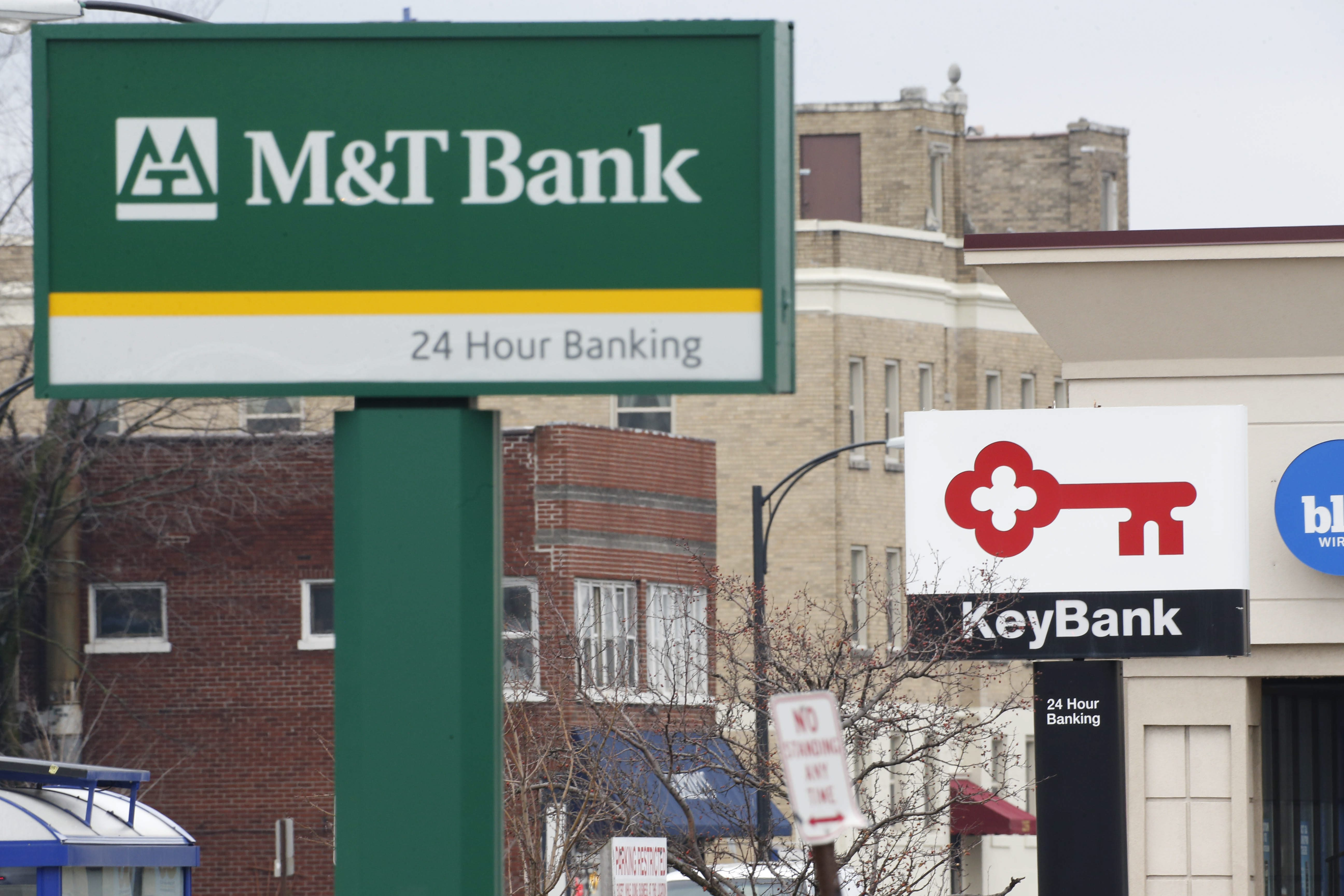 M&T Bank continued to lead in both loans and volume for the region in the SBA's 7(a) program. (Derek Gee/News file photo)