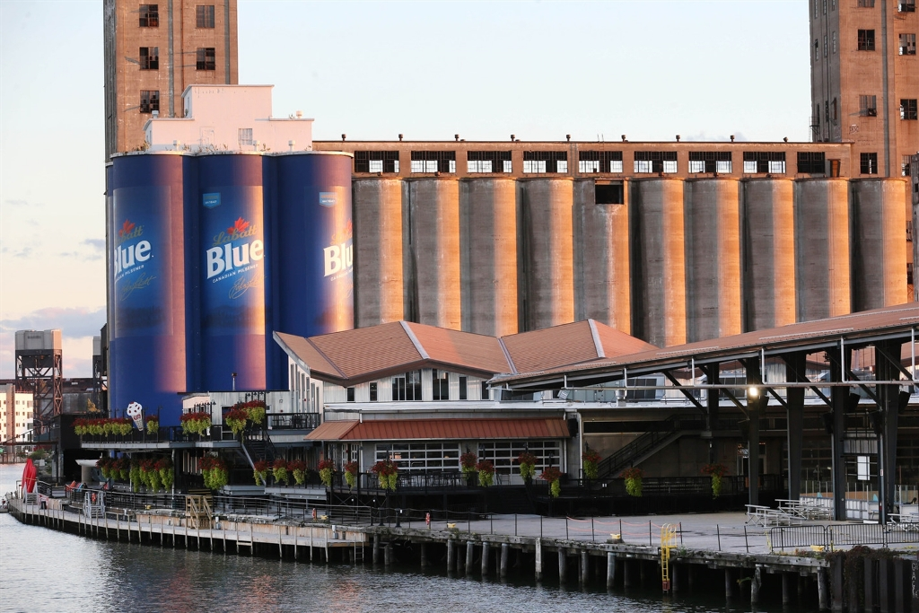 A section of the Buffalo Riverworks property that is currently vacant and unused may be cleaned up under the state's Brownfield Cleanup Program.
