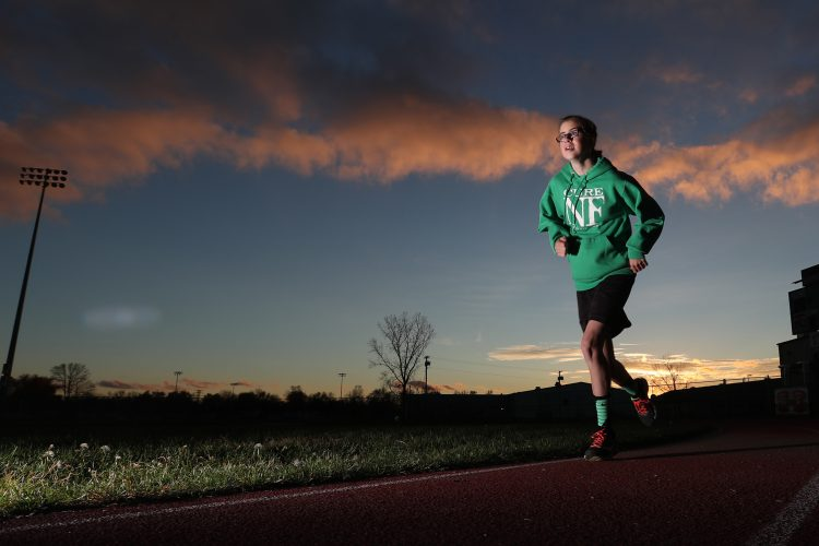 North Tonawanda's Leah Manth determined to live life to the fullest
