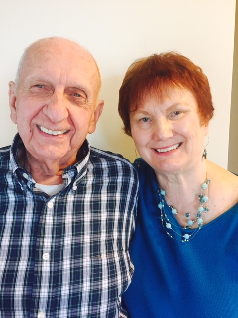 Frank and Diane Zawislak celebrate 50 years