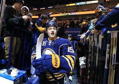 Jack Eichel through the years