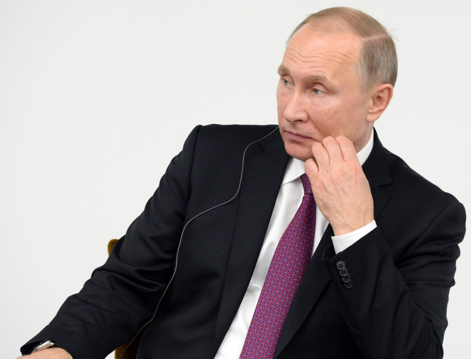 Russian President Vladimir Putin will meet with U.S. President Donald Trump in Helsinki, Finland, on Monday. (Getty Images)
