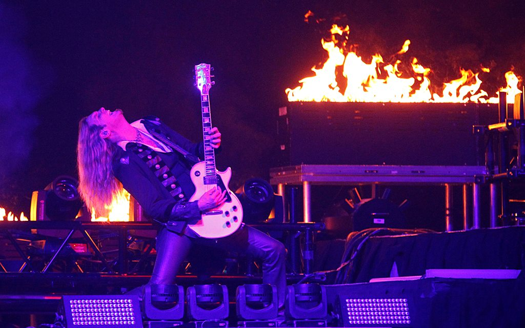 The Trans-Siberian Orchestra makes an annual trip to Buffalo. (News file photo)