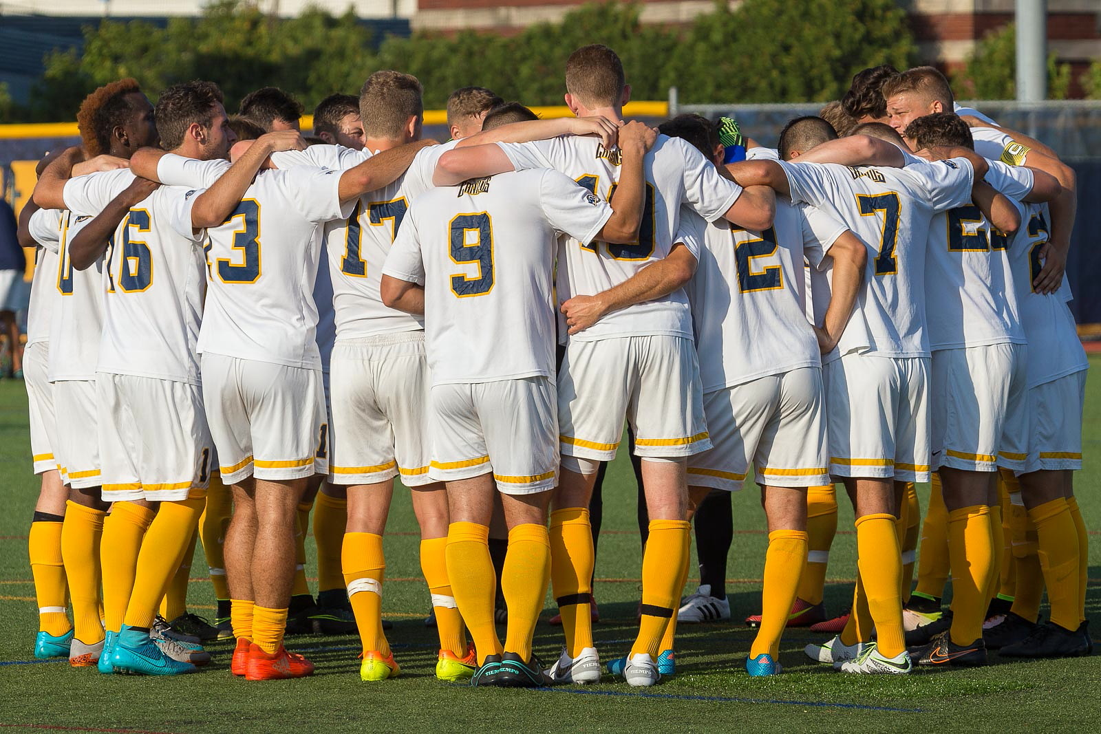 The Canisius Griffs have won a MAAC playoff game for the first time since 2007. (Don Nieman/Special to The News)