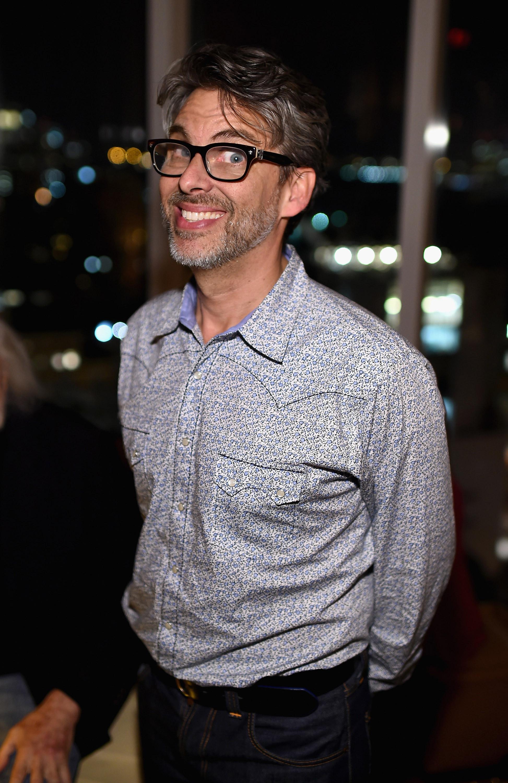 Author Michael Chabon (Dimitrios Kambouris/Getty Images)