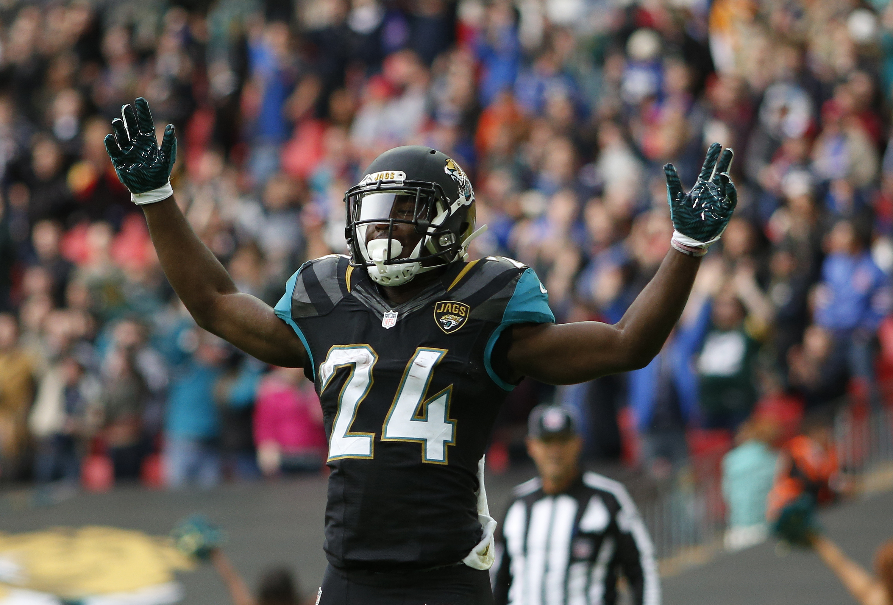 After last year's humbling defeat in London, the Bills know better than to look past T.J. Yeldon and the Jaguars.