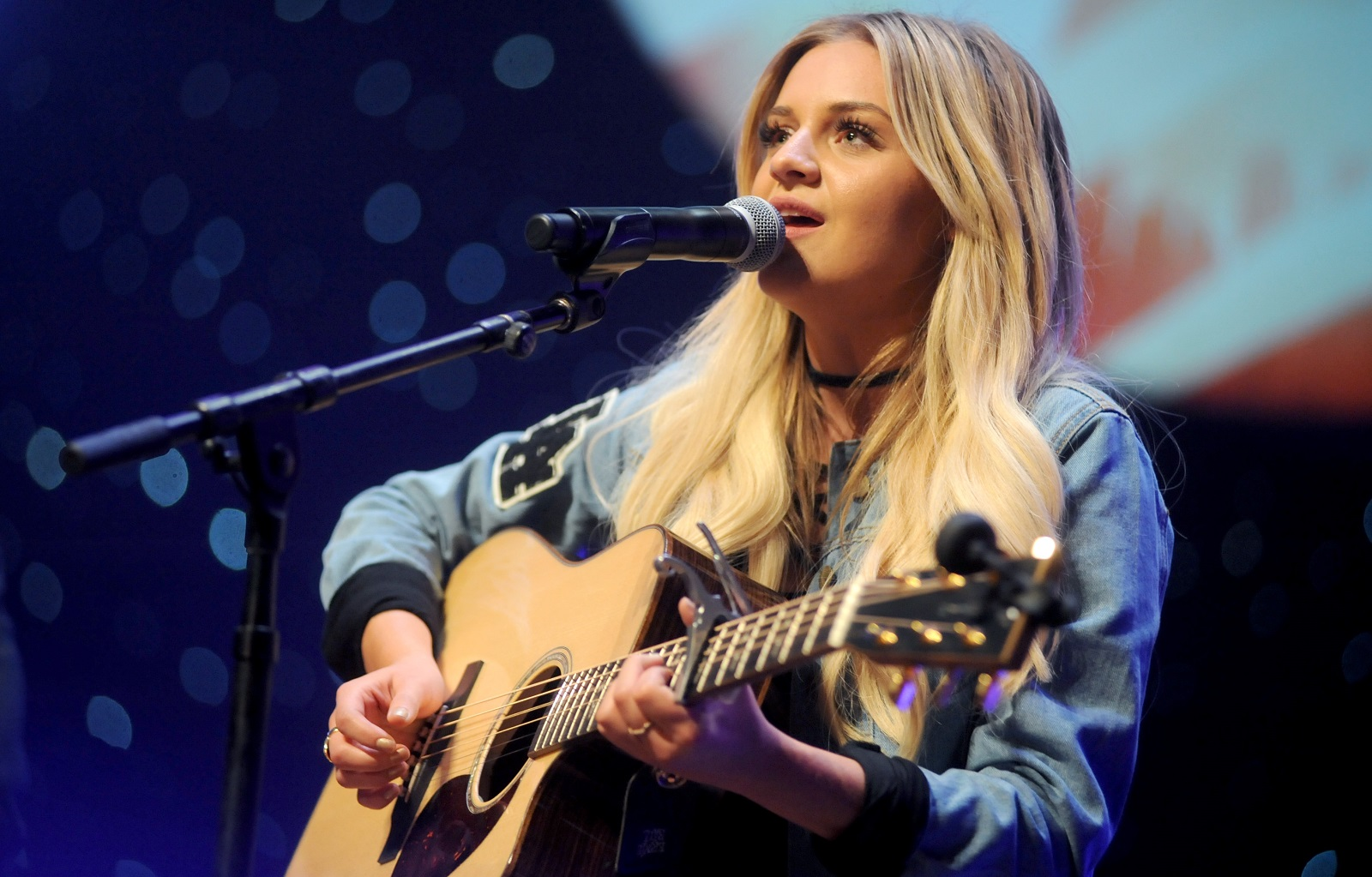 Kelsea Ballerini is playing a sold-out show Dec. 3 at the Town Ballroom. (Getty Images)