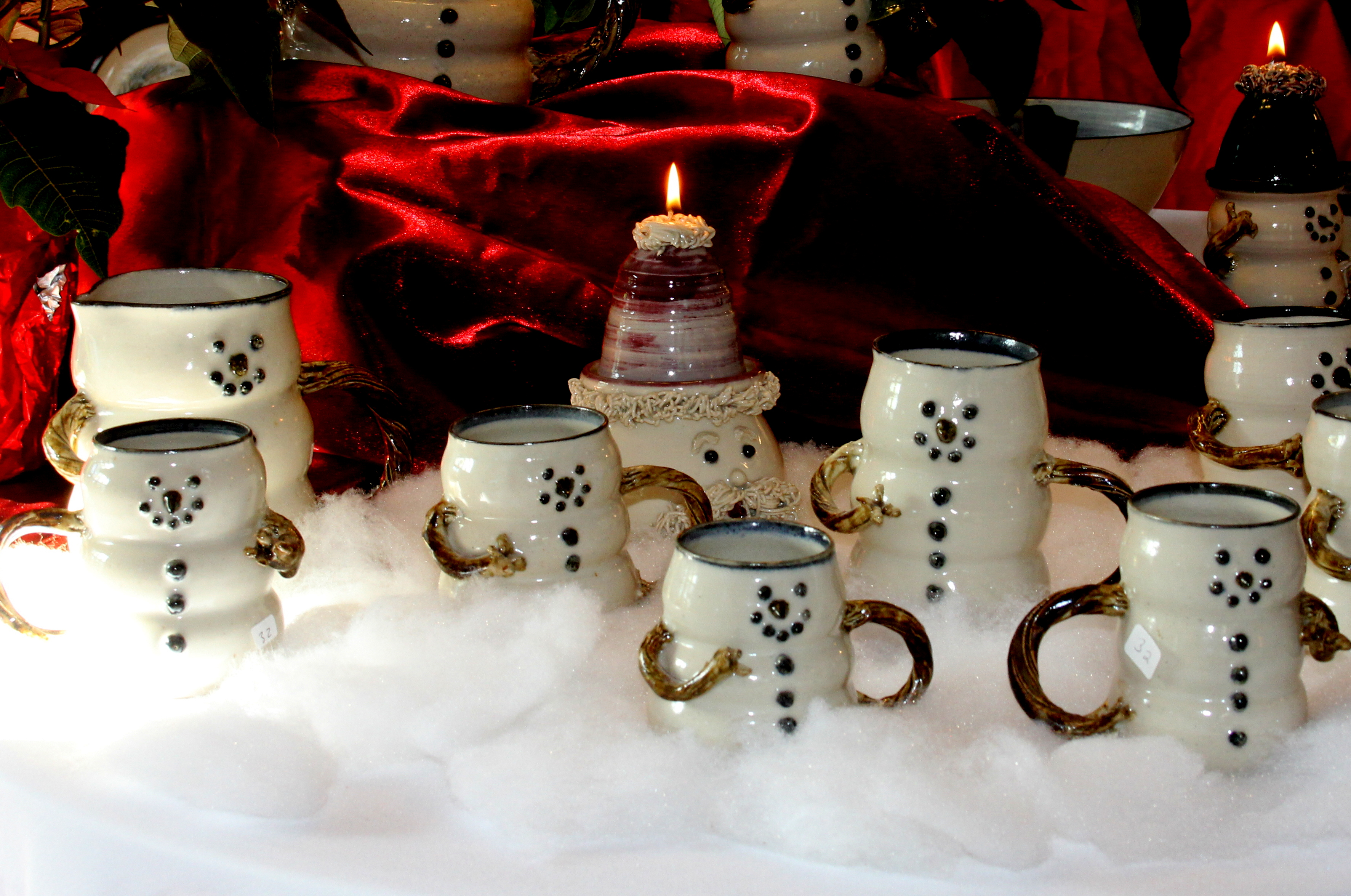 Ceramics and other crafts will be available as part of the annual Holiday Open Studios event in and around the Elmwood Village on Dec. 2.