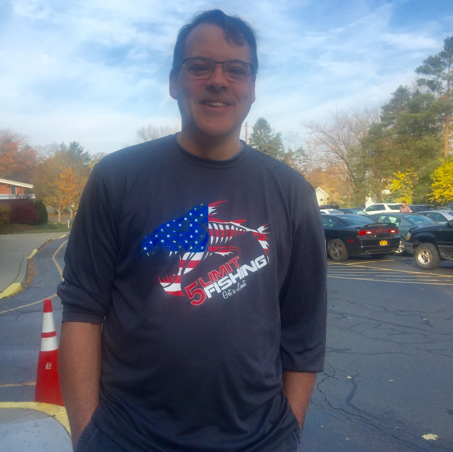 Joseph Murray of Orchard Park said he voted for Republican Donald Trump for president. Murray lives in the wealthiest election district in Erie County - a place that supported the Republican presidential candidates in 2008 and 2012.