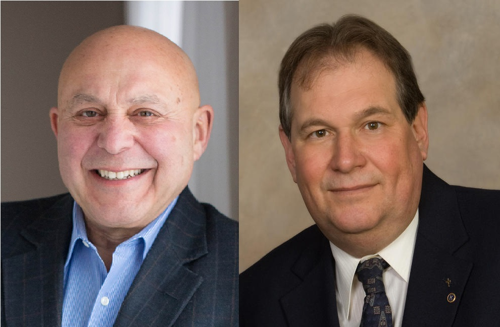 Republican Angelo Morinello is running against State Assemblyman John Ceretto, a Democrat, in Tuesday's election.