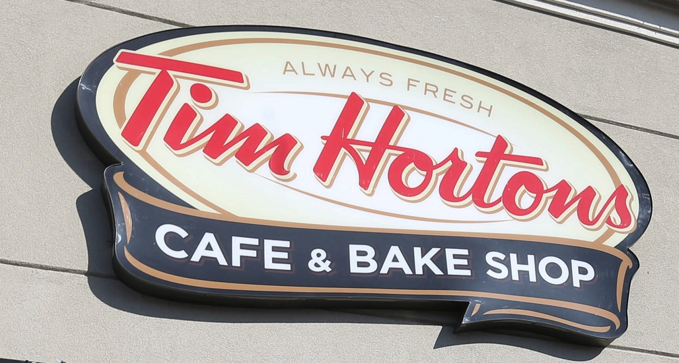 Tim Hortons has launched a rewards program. (Sharon Cantillon/News file photo)