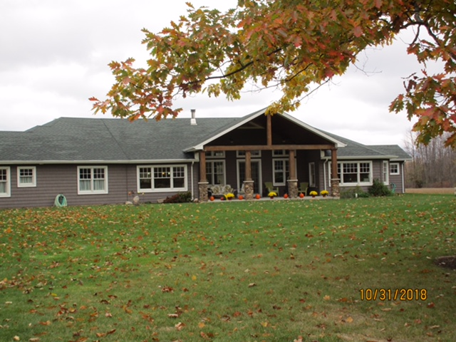 This home at 4829 Ide Road, Wilson. is one of the homes featured in the Wilson Tour of Homes on Saturday, Dec. 10, 2016 in Wilson, N.Y.